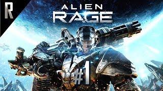 ◄ Alien Rage Walkthrough HD - Part 1