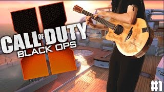 Playing Guitar on Black Ops 2 Ep 1 - Entertaining Randoms