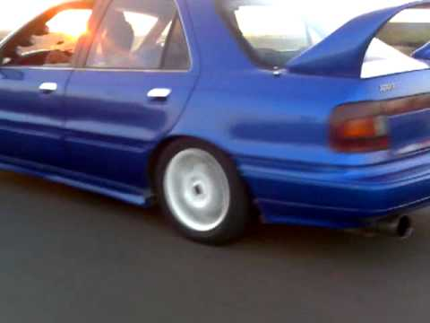 Elantra 1993 Egypt Youtube