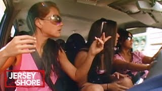 'We're Not In Jersey Anymore' Official Throwback Clip | Jersey Shore | MTV