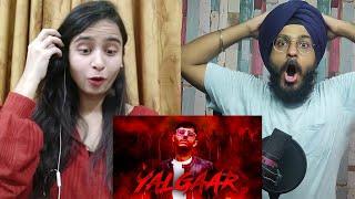 YALGAAR - CARRYMINATI X Wily Frenzy Reaction | Parbrahm Singh