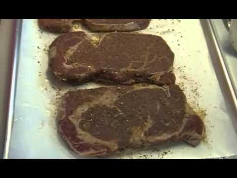 Simple Grilled Rib Eye Steak Recipe ~ Noreen's Kitchen