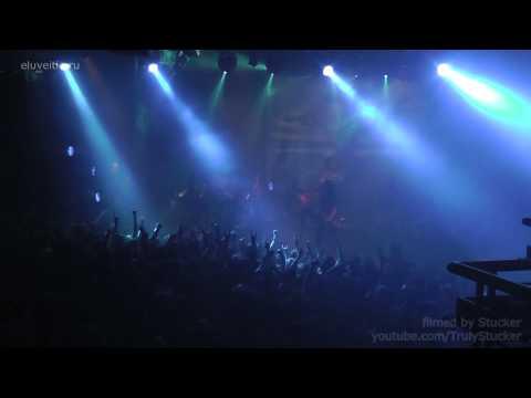 Eluveitie - Neverland (St.Petersburg, Russia, 06.09.2013) FULL HD