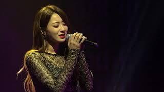 170729 나인뮤지스 (9MUSES) 콘서트 RE:MINE - Last Scene