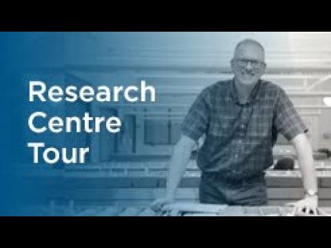 Core Research Centre Tour