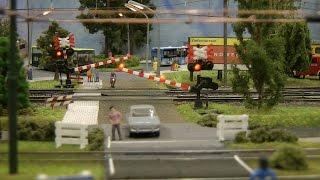 Model Railway Exhibition HO Scale Dutch Trains