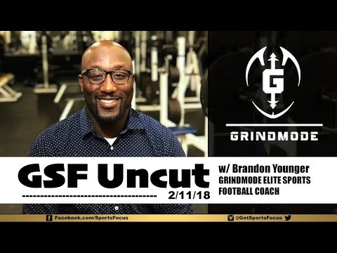 GSF Uncut | Brandon Younger - GRINDMODE Elite Sports