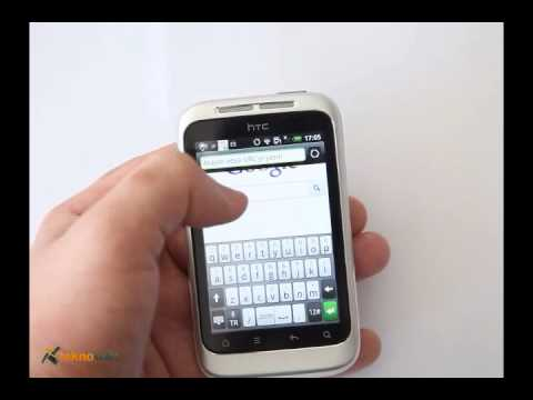 TeknoKulis - HTC Wildfire S Video İnceleme