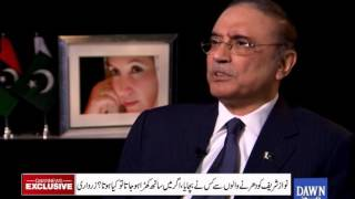 Dr Asim Hussain is an innocent rabbit, says Zardari