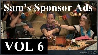 Sam's Sponsor Ads [VOL 6] (Critical Role)