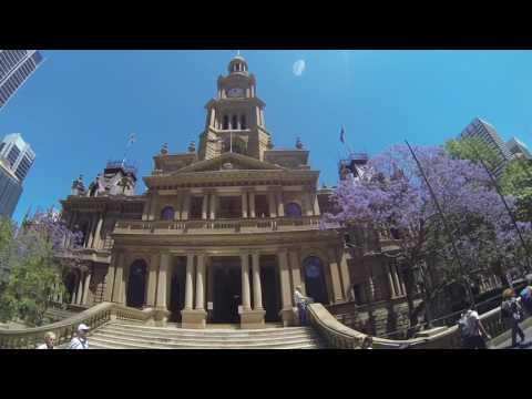 Sydney Town Hall   November 2016
