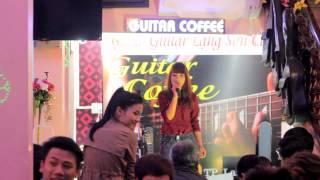 Lặng Thầm Yêu  - Phan Thị Danh - SBD 07 - Guitar Coffee - Clip dự thi Singer Of Love Melody 2014