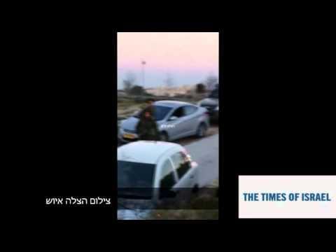 Israeli man hurt in suspected West Bank terror stabbing