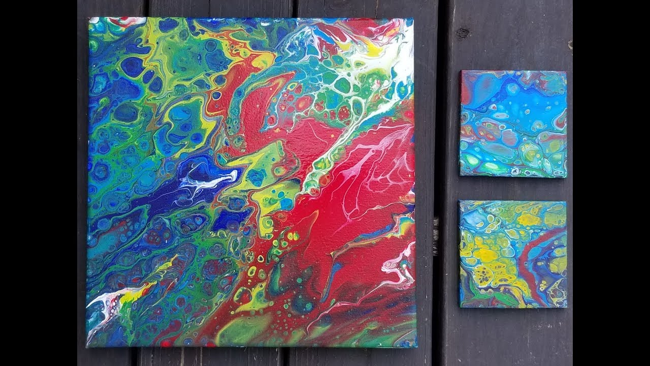 174 Acrylic Dirty Pour With Walmart Paints Other Owatrol Ogx