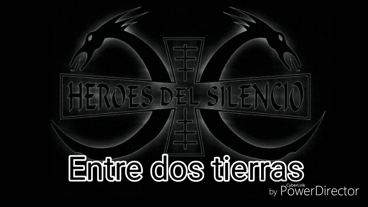 Héroes Del Silencio Sal Senda Letra Youtube