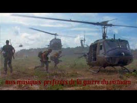 musique de la guerre du vietnam que j'adore