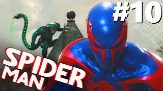 SKORPION-ANGREB! // Spider-Man [Dansk] (PlayStation reklame) - Episode 10