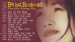 [Album] BÀI HÁT RU CHO ANH - HỒNG NHUNG