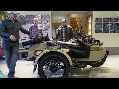2017 Ural Gear Up Individual Series 001, Overview, AlphaCars & Ural of New England