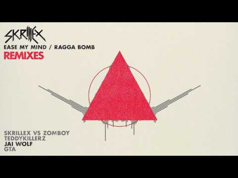 Skrillex - Ease My Mind (Feat. Niki and the Dove) [Jai Wolf Remix]