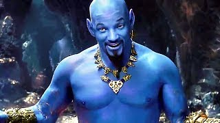 ALADDIN Trailer # 2 (Will Smith, 2019) NEW