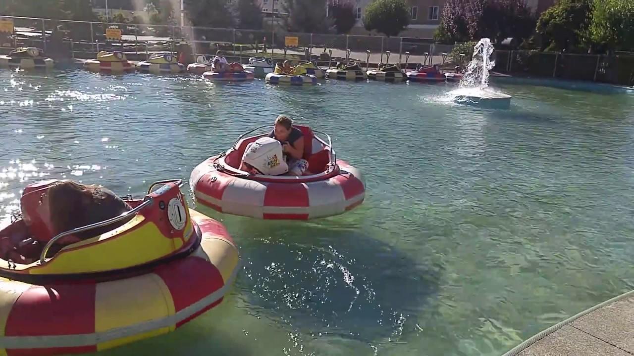 Family Fun Center Tukwila WA, blaster boat rides