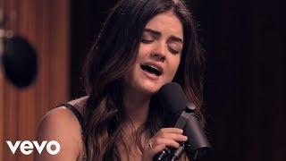 Lucy Hale - Nervous Girls (Acoustic) (VEVO LIFT)