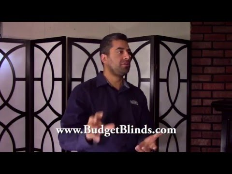 Dan Martinez from Budget Blinds at #EmTV - Calgary Window Coverings