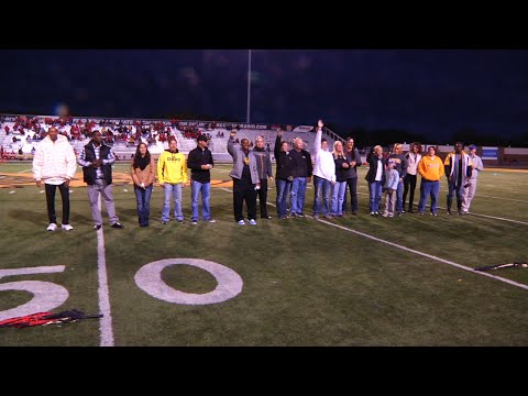Griffon Legends take their places in the MWSU Hall of Fame