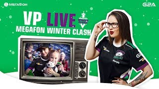 VP Live. MegaFon Winter Clash