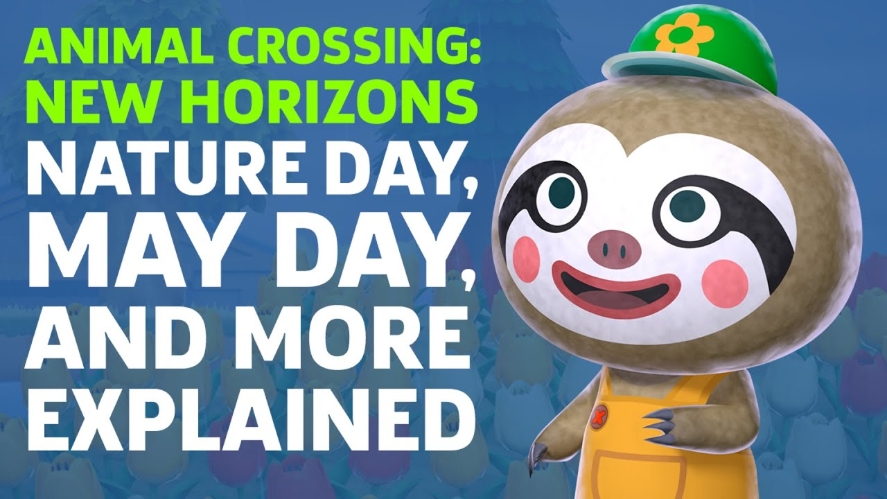 Animal Crossing: New Horizons May Day Tour explained ...
