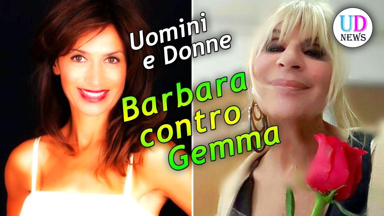Barbara De Santi contro Gemma Galgani, ecco perché! - Uomini e Donne