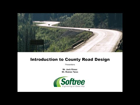 Introduction to County Road Design