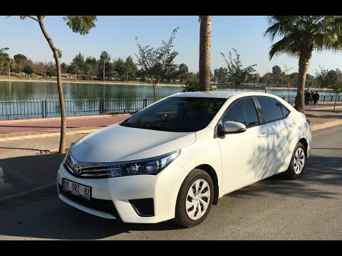 toyota corolla 1.33 life test - youtube