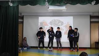 충암초 5학년 모란반 영어뮤지컬-  알리바바