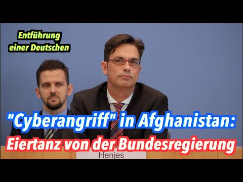 """Bundeswehr in Afghanistan: Eiertanz um """"Cyberangriff"""""""