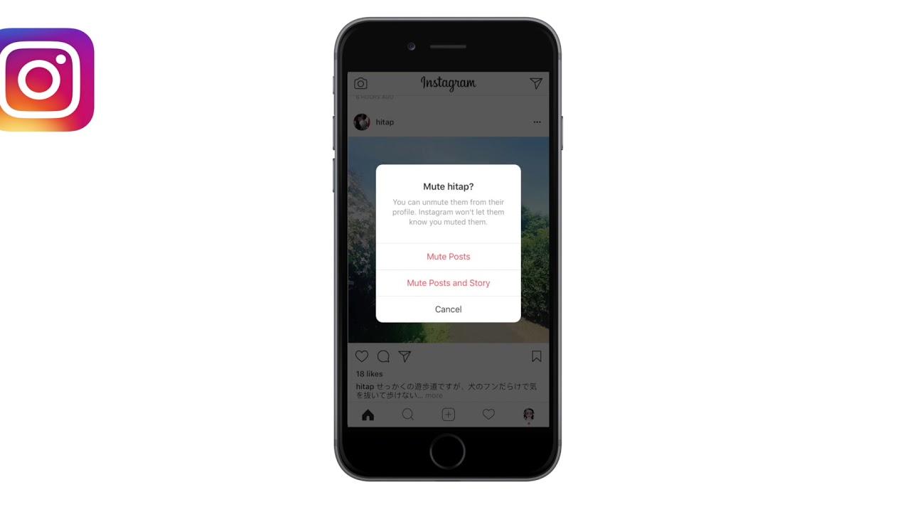 H2 Mute Posts Instagram | h2bsafer Safety Centre
