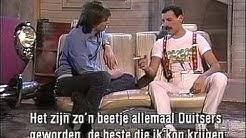 Freddie Mercury interview Erik de Zwart July1985