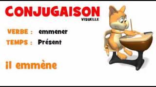 Conjugaison Emmener Present Youtube