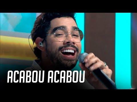 GABRIEL DINIZ NO ENCONTRO - ACABOU ACABOU