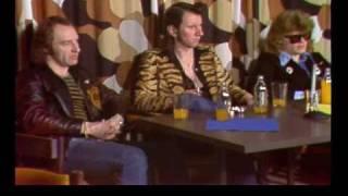 Hurriganesin haastattelu 1974