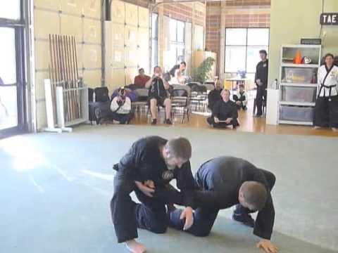 Kung Fu Black Belt Test