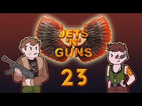 Frosty Frozen Moon - Jets N Guns Gold Episode 23  
