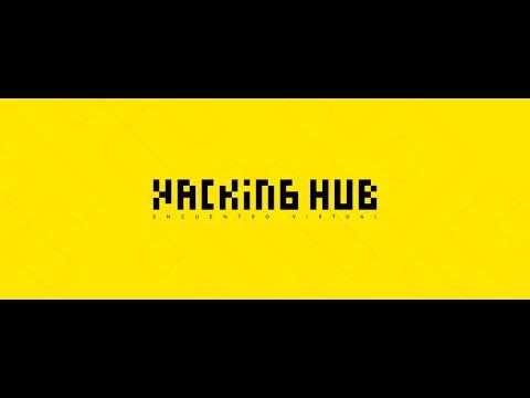 Conoce a los ganadores de Hacking Hub, encuentro virtual.