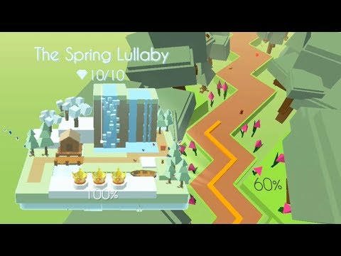 Dancing Line - The Spring Lullaby