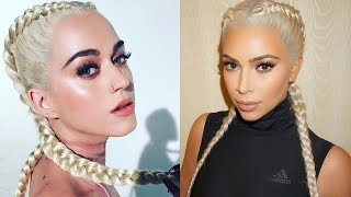 Katy Perry Channels the Kardashians & Kim Approves!