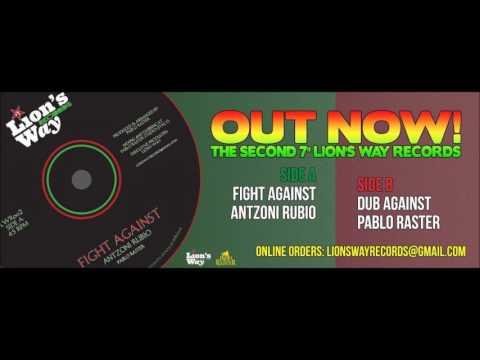 Side A: Antzoni Rubio - Fight Against / Side B: Pablo Raster - Dub Against