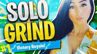 """AVERAGE GIRL CONSOLE FORTNITE PLAYER! LIVE GAMEPLAY! TRYING TO """"GET GOOD"""""""