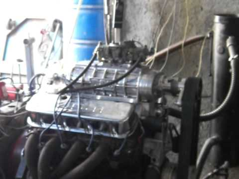 chevy blower engine weiand  youtube