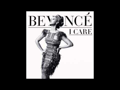 Beyonce - I Care Karaoke / Instrumental with backing vocals and lyrics